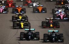 Bottas simán nyert Hamilton büntetése után
