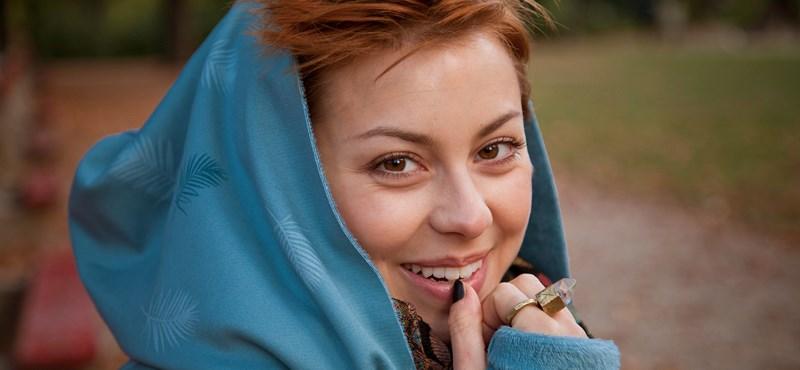 Döbrösi Laura: A stresszhelyzetek szuperővel ruháznak fel
