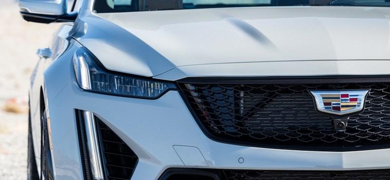 Amerikai BMW M5 rivális töredék áron: itt a valaha készült legerősebb Cadillac