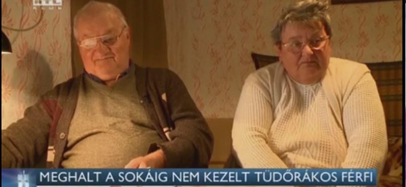 Meghalt a tüdőrákos férfi, aki hónapokig nem kapott kezelést