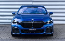 521 lóerő és zöld rendszám, itt a szupersportos BMW 745Le