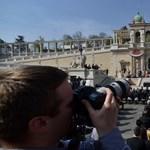 Megzavarták a Várkert-ünnepséget