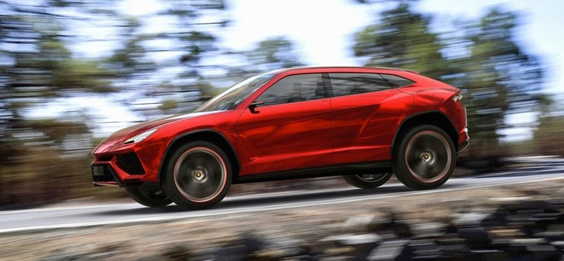 Vállalható lesz a Lamborghini első szabadidő-autója?