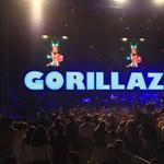 Duplázik a Gorillaz Budapesten