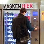 Mindent megtesz a kormány, hogy ne vásárolhassunk maszkot automatákból