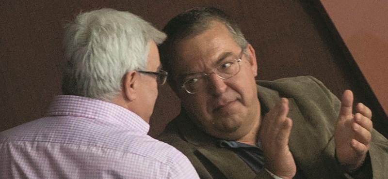 Simicska 1994-ben még arra panaszkodott, milyen nehéz a Fidesz gazdasági vezetőjének lenni