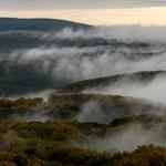 Figyelmeztetést adtak ki az egész országra sűrű köd miatt