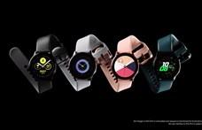 Megjött a Samsung új órája, a vérnyomást és a stressz-szintet is nézi
