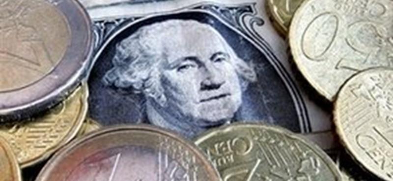 JP Morgan: még gyengébb lehet az euró