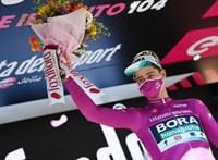 Peter Sagan nyerte a Giro 10. szakaszát, Valter Attila még mindig ötödik