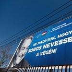 Megszólalt Soros szóvivője a plakátkampányról