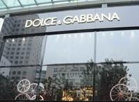 Rasszizmussal vádolják a Dolce & Gabbanát