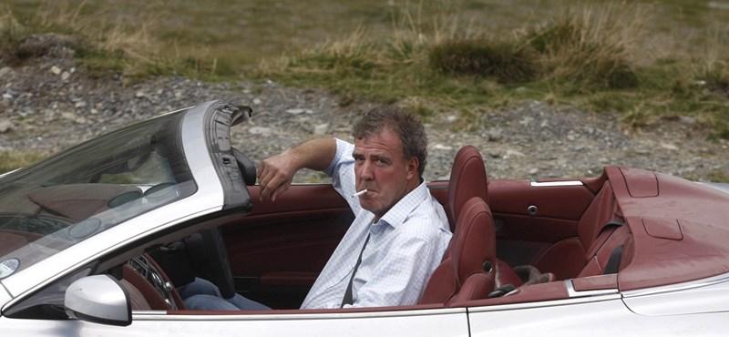Balhé a BBC-nél: felfüggesztik állásából a Top Gear műsorvezetőjét