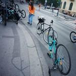 Egészségesebb kerékpározni nagyvárosokban, mint autóba ülni