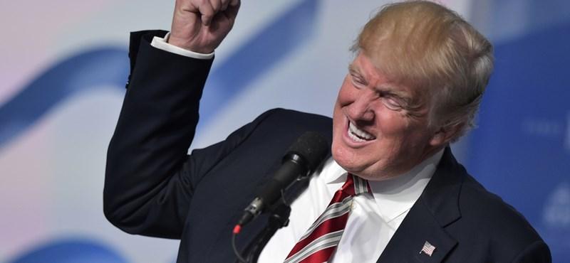 Trump újabb két dologról mond mást, mint amit a kampányban