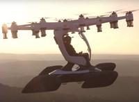 Itt a világ első drónrepülője, amivel bárki felszállhat