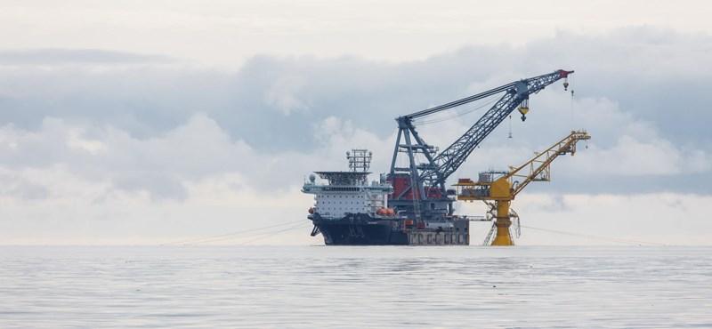 A Gazprom könnyű olajat szív fel a sarkkörön túlról
