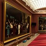 Mobil klímával védik a Munkácsy-festményeket a pécsi kiállításon