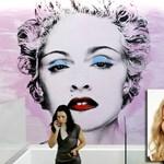 Levakarták a Szörföző Madonnát, pedig nem ronda