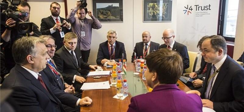 Orbán vétót nyújtott be, félbeszakadt az EU-csúcs
