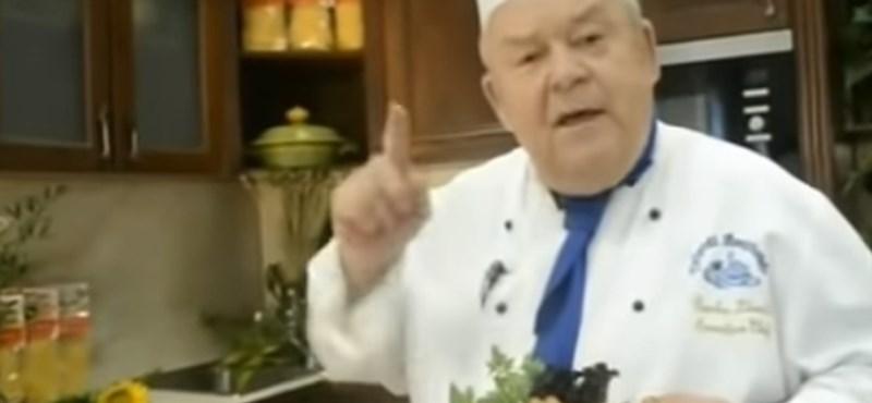 Kedvenc ételeivel búcsúztatják Benke Lászlót