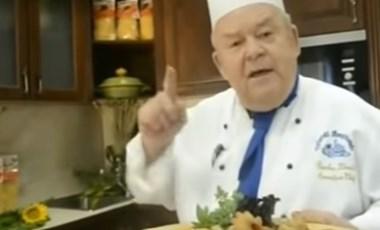 Kedvenc ételeivel búcsúztatják Benke László mesterszakácsot