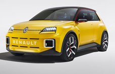 Visszatér a Renault 5-ös