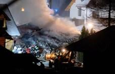 Öt ember halt meg egy lengyelországi üdülőközpontban