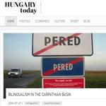 Angol nyelvű magyar hírportál indult, erős hátszéllel