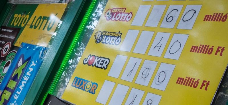 Hasítottak a húszas számok a hatos lottón