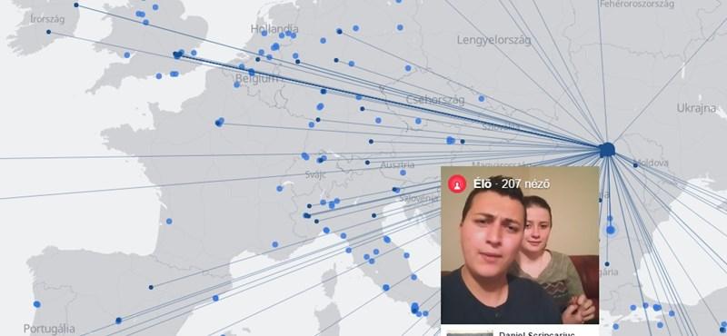 Látta már a Facebook új térképét?