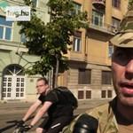 Légi bomba lehet a Dunában, a helyszínen is robbanthatják – videó