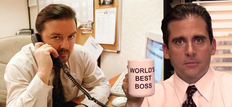 Az évezred legjobb sorozatai, 17. rész: The Office