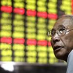 Berlusconi lemondása húzta fel az ázsiai tőzsdeindexeket
