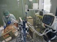 Október elejére várják, hogy megugrik a koronavírusos halálozások száma