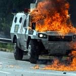Fokozódik a káosz Venezuelában
