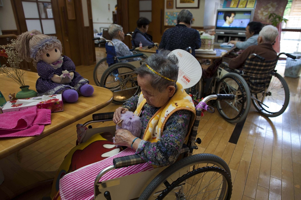 Japán város a fukushimai erőmű árnyékában Nagyítás