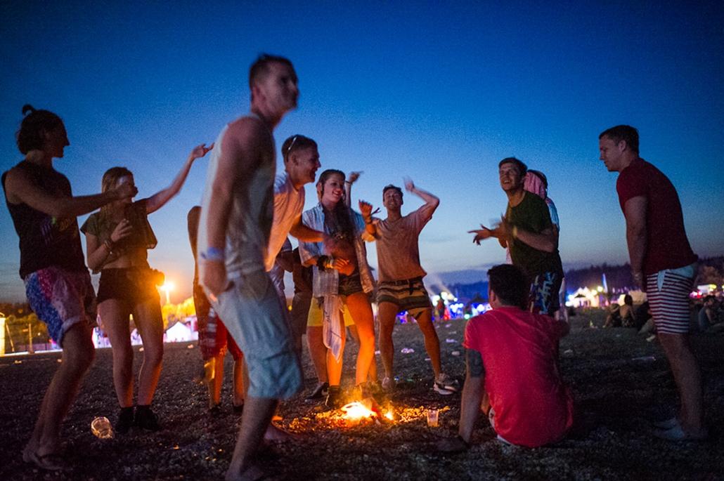 Hideout Fesztivál, Horvátország, tengerpart
