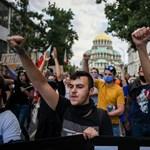 Megelégelték a korrupciót, forró lett a nyár a bolgár belpolitikában