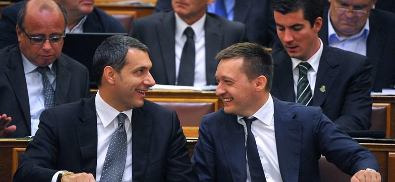Rogán: jövő héten tárgyalhatják a jegybanktörvényt; szigorodhat a Btk.