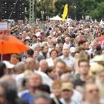 Máris meghirdettek egy civil tüntetést október 23-ra