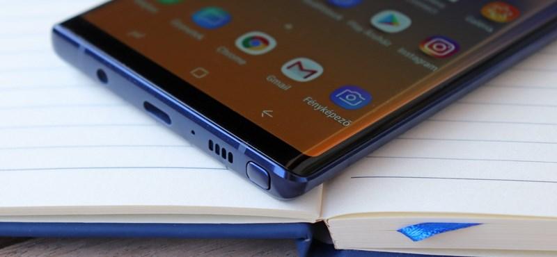 Kiderült: ekkora akkumulátor kerülhet a Galaxy Note10 csúcsváltozatába