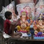 Az elefántfejű isten ünnepén - Nagyítás-fotógaléria