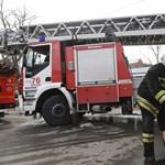 Ismét tűz ütött ki egy oroszországi plázában