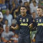 Ronaldo nélkül is nyert a Juventus, bekezdett a Real és a ManU