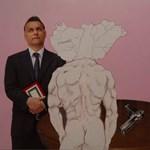 """Orbánból """"szent lett és bohóc"""", Kerényiből egy ló feje - galéria"""