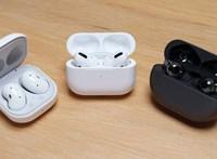 Milyen fülhallgatót vegyek? Mit tud az AirPods Pro, milyen a legújabb Samsung? És a Huawei?