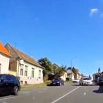 Három rendőrautó is összetört egy üldözésben Baranyában – videó