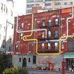Street art percek: ha esetleg nem lenne nálad metrótérkép