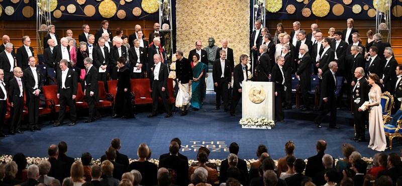 Nem lesz idén Nobel-díjátadó ünnepség